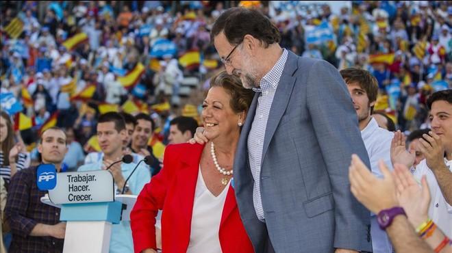 El pols de Barberá debilita més el lideratge de Rajoy