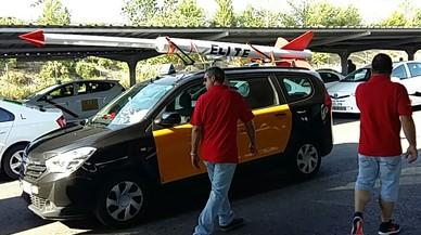 El taxi torpede de Barcelona triomfa a Madrid