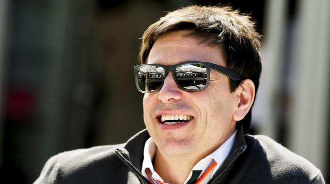 Toto Wolff, jefe de Mercedes