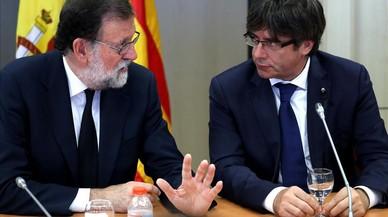 Rajoy pide colaboración policial y política