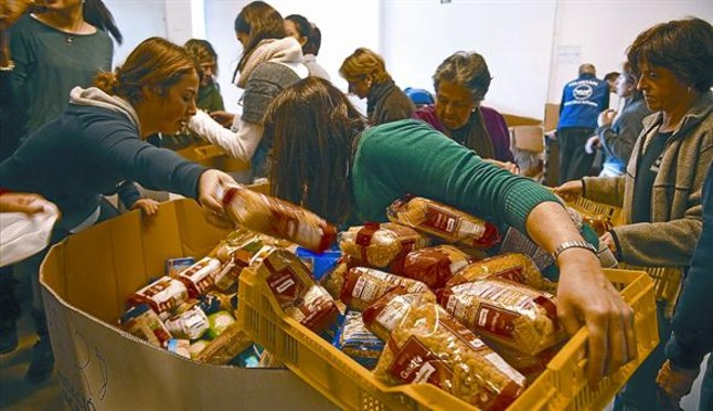 Trias garantiza para el 2013 un aumento del gasto social del 4 - Voluntariado madrid comedores sociales ...