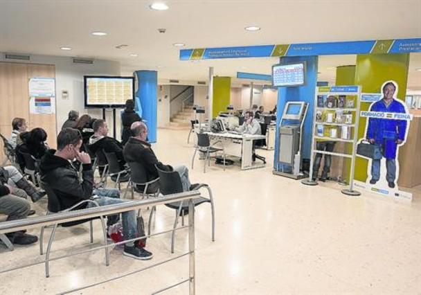 Servicio p blico empleo impulsa contratos auton micos for Oficinas soc barcelona