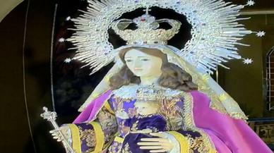 La Virgen 'youtuber'