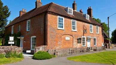 Los lugares de Jane Austen