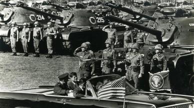 El Govern central compara l'augment policial amb l'enviament de tropes de JFK per acabar amb el racisme