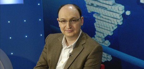 Fran Llorente, exdirector de Informativos de TVE