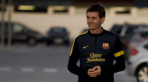 Vilanova no se f�a del Athletic