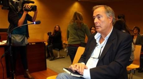 El dosctor Josep Costa, en el juicio