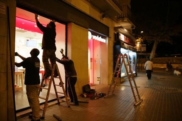 Otra noche de robos con alunizaje en barcelona - Calle manso barcelona ...
