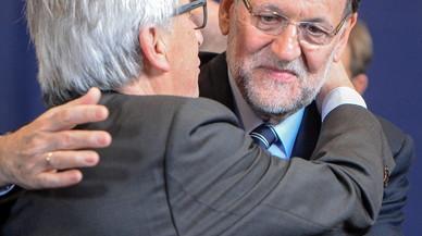 """La UE felicita Rajoy i confia que doni """"estabilitat política"""" a Espanya"""