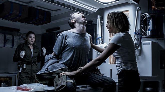 Estrenos de la semana. Tráiler de Alien: Covenant. (2017)