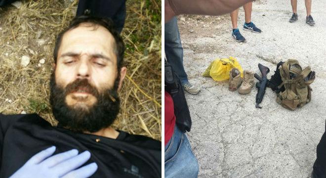 Vídeo del trasllat dun policia ferit.
