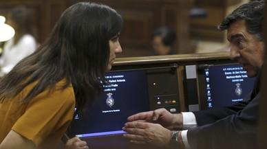 """El PP: les pensions es paguen a Catalunya per la """"solidaritat dels espanyols"""""""