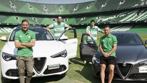 Real Betis con Alfa Romeo