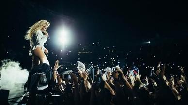 Beyoncé desafia l'Estadi Olímpic