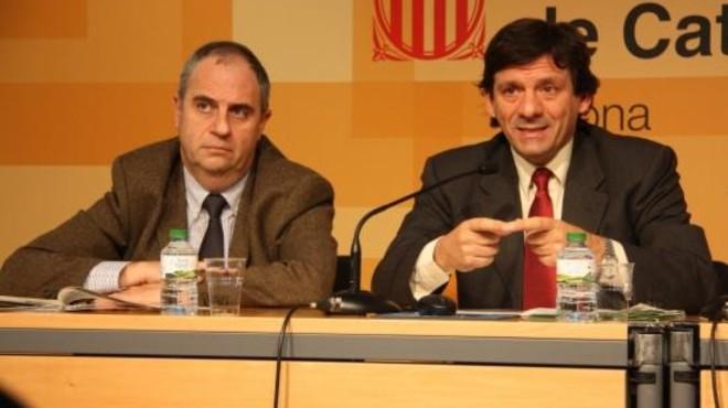 Albert Ballesta es perfila com a substitut de Puigdemont com a alcalde de Girona
