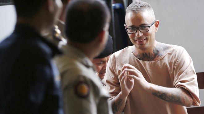 Es declarado culpable por el asesinato en Bangkok de su compatriota David Bernat.