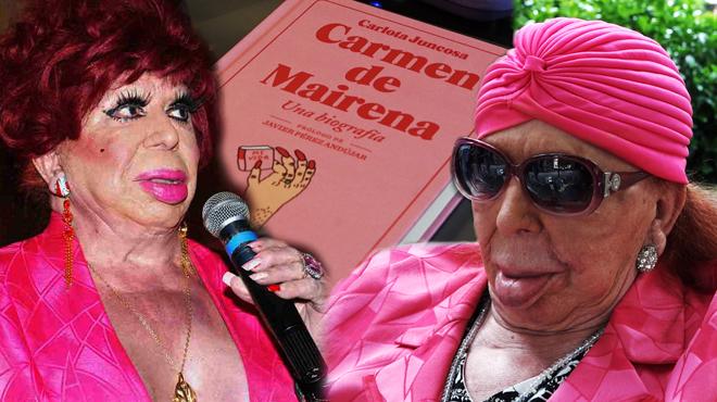 ¿Carmen de Mairena, a sus 84 años, por fin tiene la biografía que se merece.¿