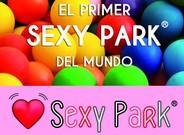 Cartel del evento, Sexy Park.