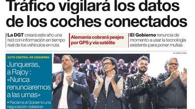 Pujol júnior es va introduir en l'entorn d'Aznar per fer negocis