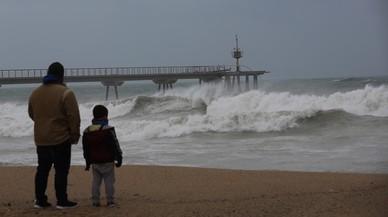 El gran baile de las olas
