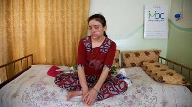 Dues dones yazidites que van ser esclaves sexuals de l'Estat Islàmic, guanyadores del Premi Sàkharov