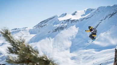Totes les versions de l'esquí en un mateix cap de setmana