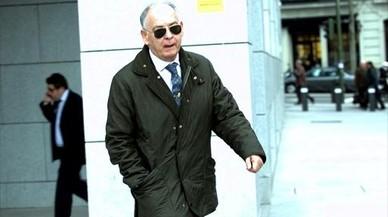 El excomisario Eugenio Pino declara ante la juez por la querella de Xavier Trias