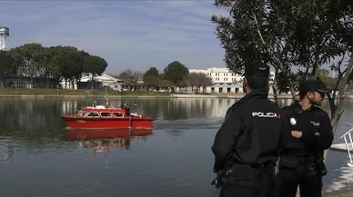 L'Armada inicia tasques de recerca del cos de Marta del Castillo al Guadalquivir