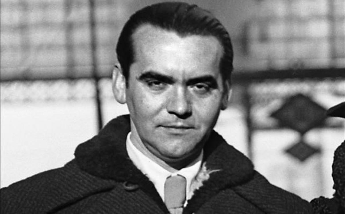 Federico Garc�a Lorca en Madrid