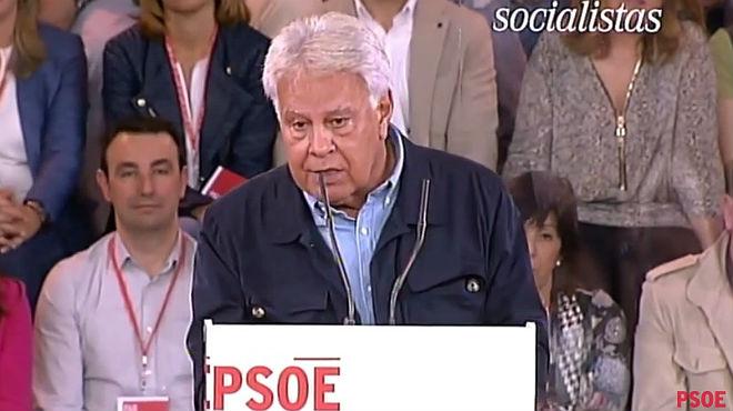 González reclama al PSOE que recolzi Pedro Sánchez «en tot»