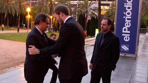 Los mejores momentos de la gala del Català de l'Any 2011.