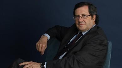 Màrius Rubiralta, catedrático de Química Orgánica en la facultad de Farmacia.