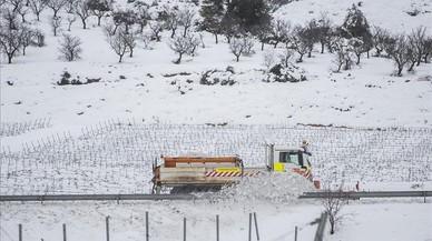 Borrasca política pel caos viari causat per les nevades