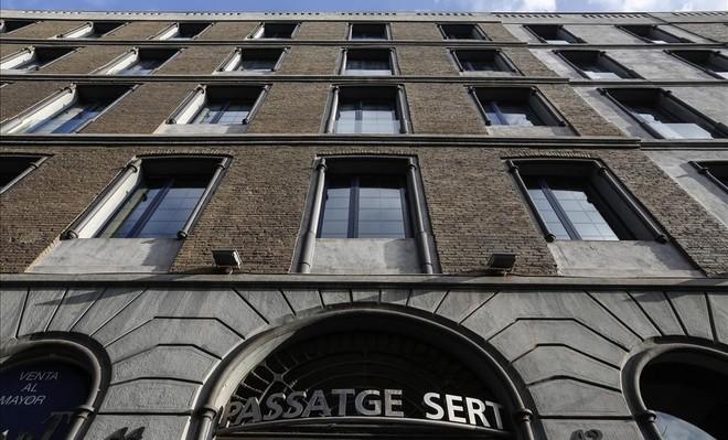 El 'sashimi' inmobiliario que se sirve en Nueva York, un piso del pasaje de Sert por 2,7 millones de dólares.