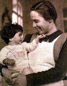 Mor Elizabeth Eidenbenz, la fundadora de la Maternitat d'Elna