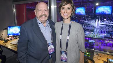 José María Íñigo vuelve a Eurovisión