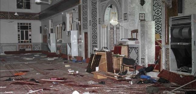 M�s de 40 muertos en un atentado contra un ulema del r�gimen de Damasco