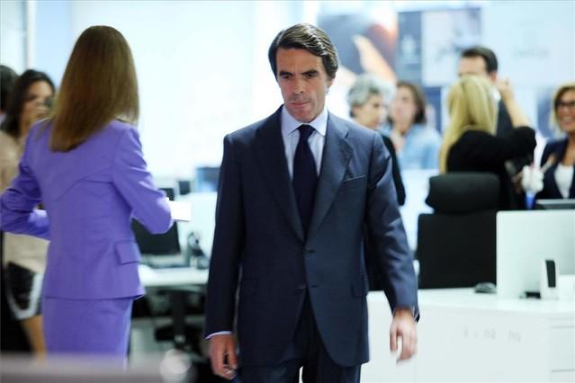 El efecto bals�mico de Aznar