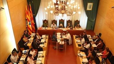 El PP de Badalona vota a favor de una moción que defiende la plurinacionalidad de España