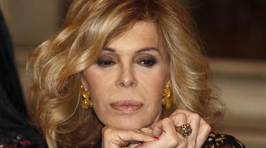 Bibiana Fernández vende su chalé