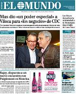"""Mas dio un """"poder especial"""" a Viloca para """"los negocios"""" de CDC, dice 'El Mundo'"""