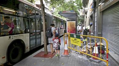 Craywinckel: La calle de los siete autobuses
