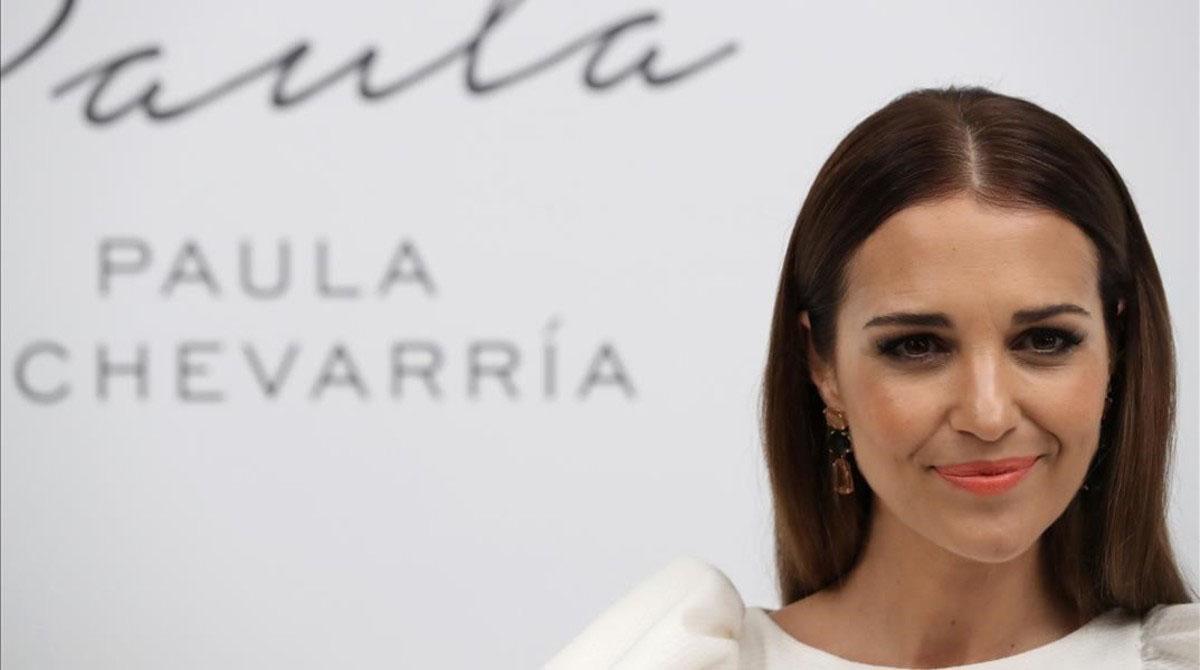 """Paula Echevarría: """"El temps dirà"""""""