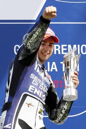 Lorenzo suma su quinto triunfo de la temporada en Mugello