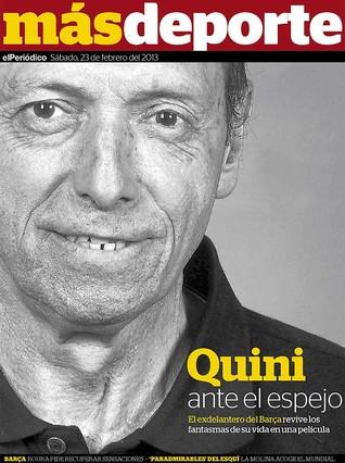 Quini, protagonista de 'Más Deporte'