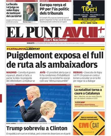 La gestora del PSOE exige disciplina de voto al PSC, y Rajoy prepara una investidura exprés
