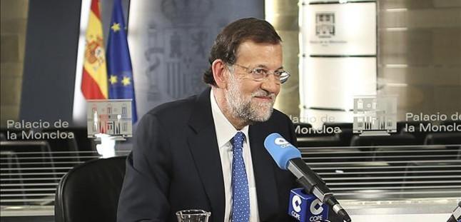 Rajoy obtiene la peor nota de los ciudadanos desde que es presidente, seg�n el CIS