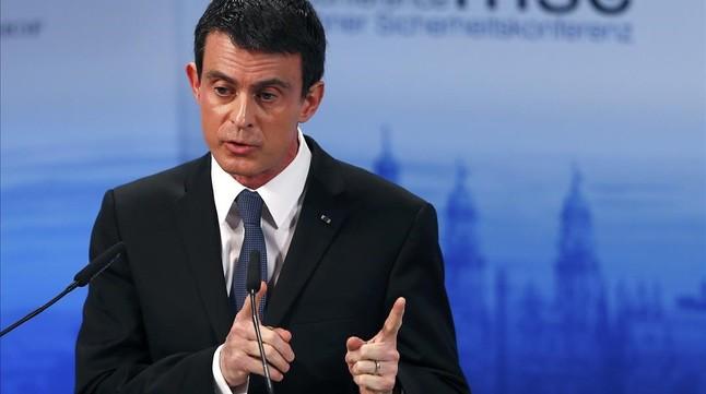 """Valls advierte de que habr� atentados terrorista de """"gran alcance"""" en Europa"""