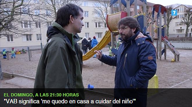 'Salvados' analitza la conciliació laboral i familiar a Espanya